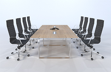 3d board room furniture